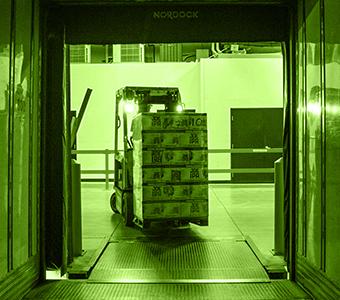 Automatyzacja paletyzacja <br> robotyka