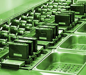 Czyszczenie i testowanie przemysłowych głowic InkJet <br>Industria 4.0